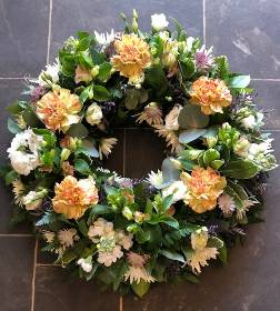 Natural Loose Wreath
